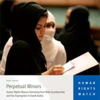 Report Cover © 2008 HRW