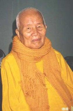 upreme Patriarch Thich Huyen Quang
