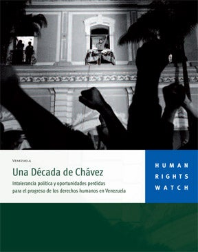 Human Rights Watch Report Cover