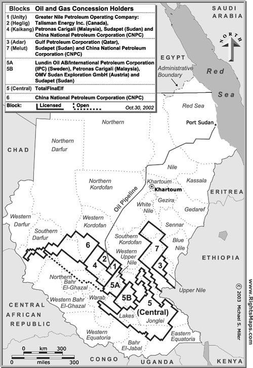 Refworld   Sudan, Oil, and Human Rights