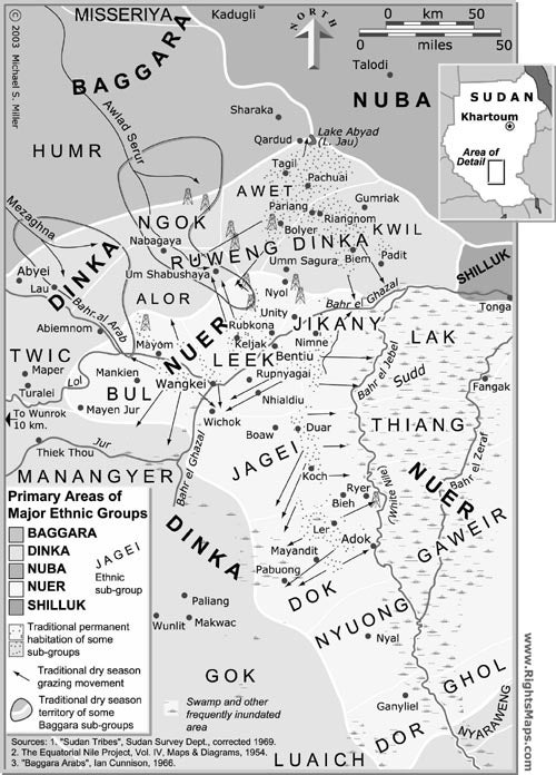 Refworld | Sudan, Oil, and Human Rights