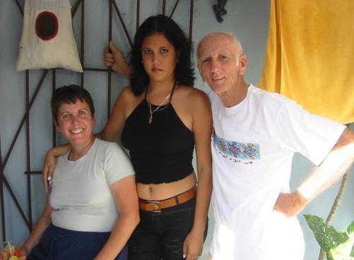 Woman Cuba