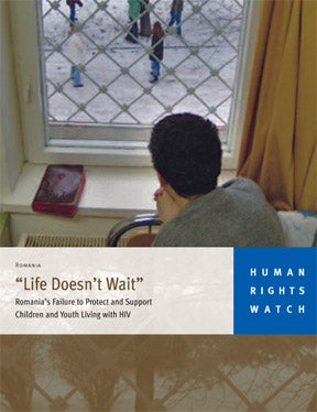 HRW Report Cover