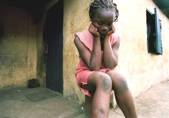 African girl friend from ghana - 2 part 1