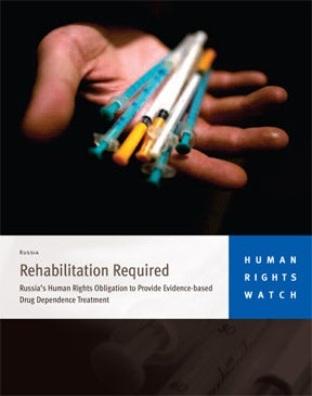Rehabilitation Required: Russias Human Rights Obligation to Provide ...