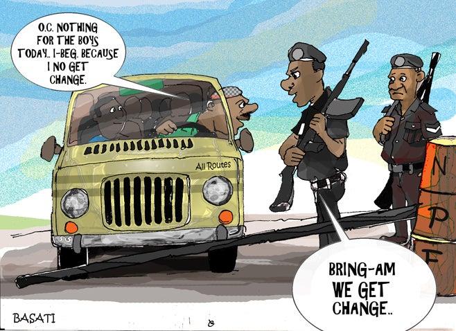 Police Corruption in Nigeria