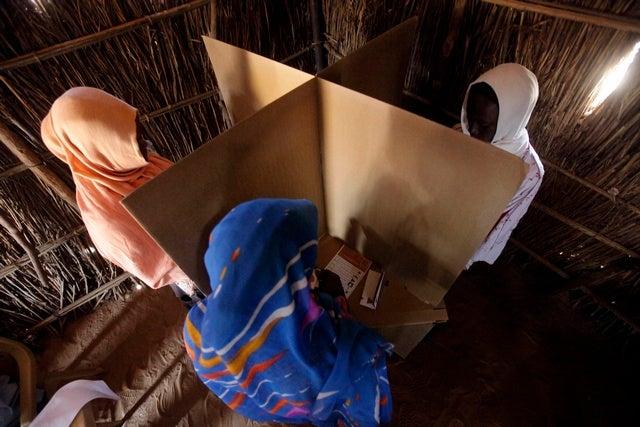 スーダン選挙