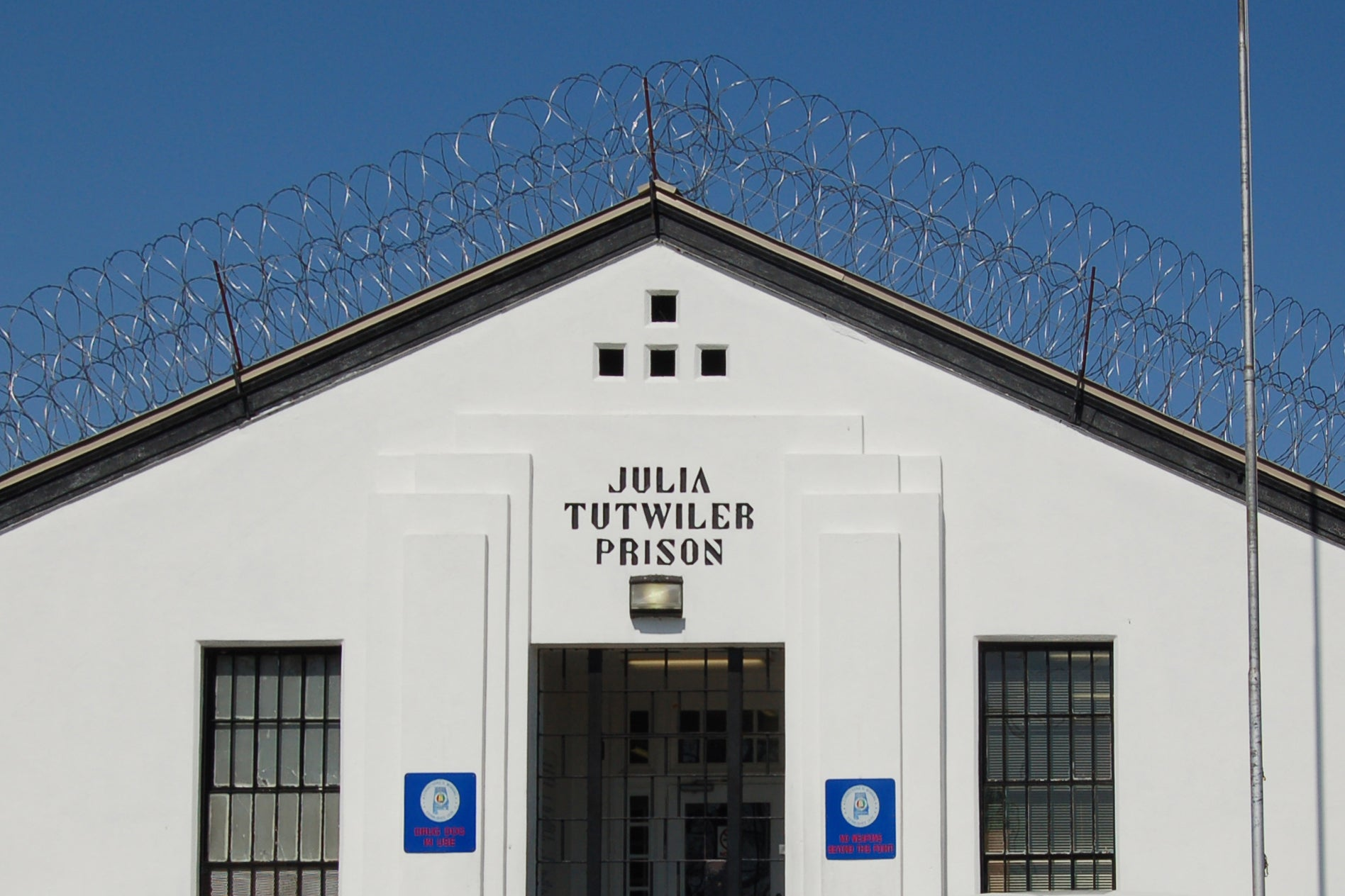 2010 USA Tutwiler Julia Tutwiler Prison for