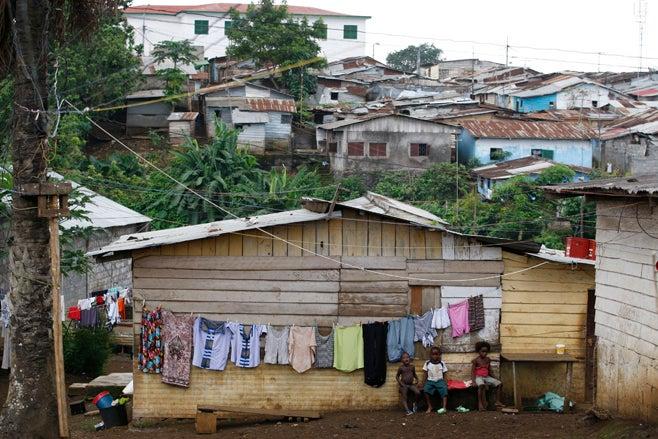 Malabo in Equatorial Guinea