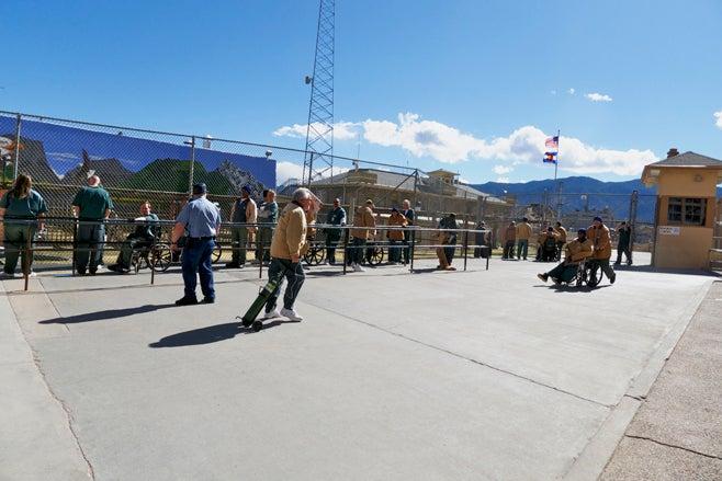 Territorial Prison Canon City Colorado