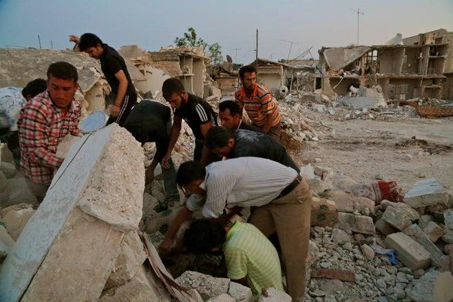 2012 Syria Azaz3