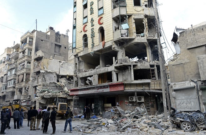Syria: Aerial Attacks Strike Civilians | Human Rights Watch