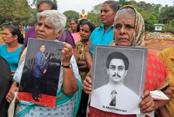 Canada's Leadership on Sri Lanka Urgently Needed Once Again at the UN