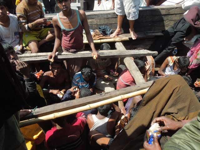 Thailand's Plan for Inhumane 'Push-Backs'