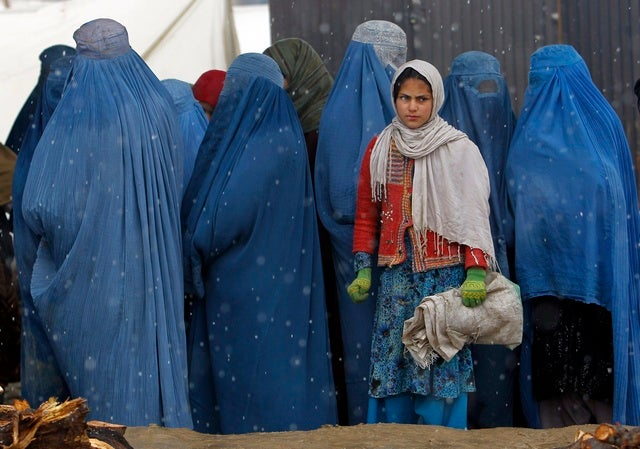 women s rights in afghanistan a huge The most crucial point to be made however is that while women's human rights, progress and security are a huge  women's human rights in afghanistan.
