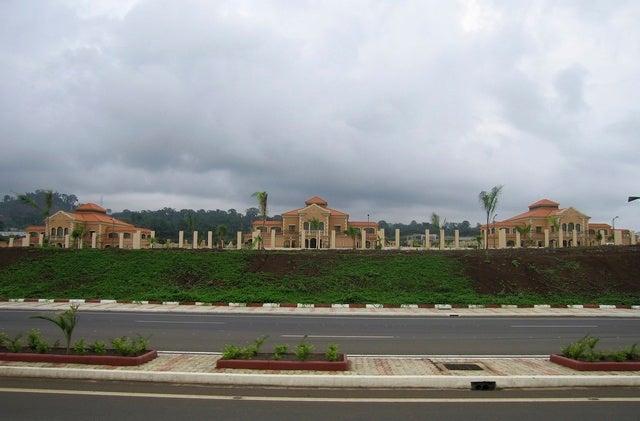 Guinea's Capital Malabo