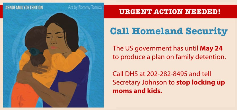 US: Trauma in Family Immigration Detention