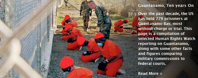 Guantanamo 10 Years On