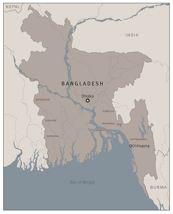 Workers' Rights in Bangladesh's Garment Factories | HRW