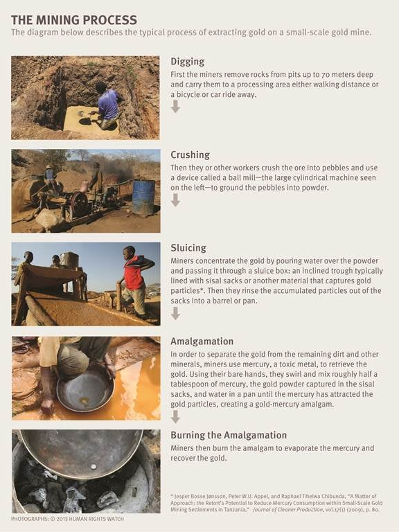 Gold mine business plan