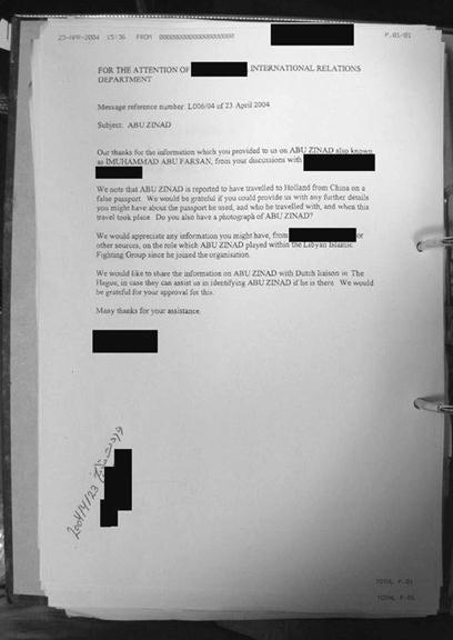 616e5d29f575e أشاروا في الفاكس لأنهم يفهمون أنه متواجد حالياً في هولندا، تحت تحفظ  السلطات، وأشاروا لنيتهم إطلاع الحكومة الهولندية على هذه المعلومات.