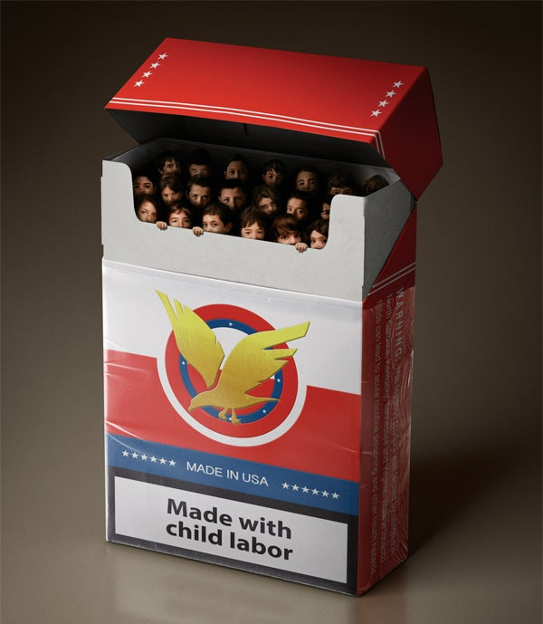Big tobacco profits from child labor in US tobacco fields. Take action now: http://www.hrw.org/ChildFreeTobacco %23ChildFreeTobacco