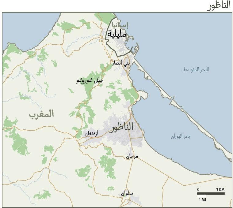 Morocco Map 2