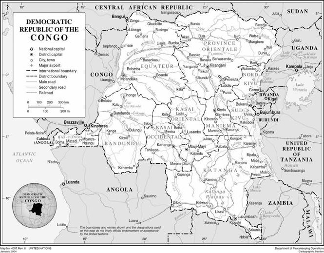 The Restriction of Political Space in the Democratic Republic of