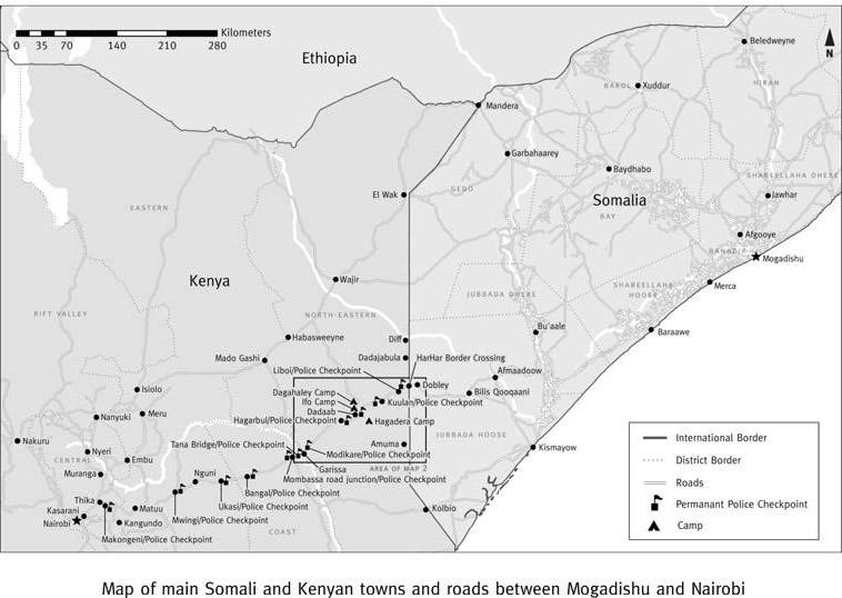 Police Abuse of Somali Refugees | HRW
