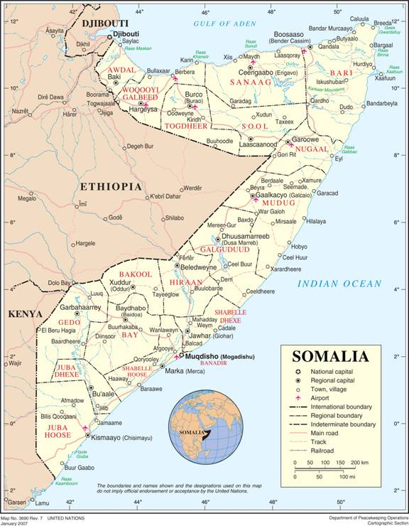 War Crimes and the Devastation of Somalia | HRW