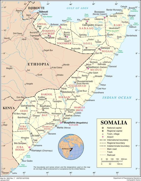 Abuses by al-Shabaab, the Transitional Federal Government ...