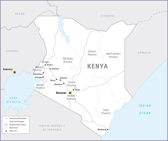 Organized Political Violence And Kenyas Crisis Of Governance Hrw
