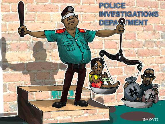 Image result for nigerian police serving citizens