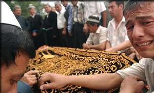 Usbekistan: Aman trauert