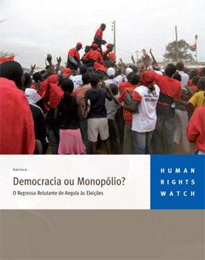 Democracia ou Monopólio?
