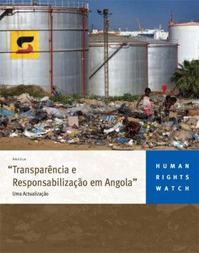 Transparência e Responsabilização em Angola