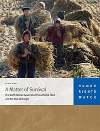 생존의 문제 : 북한 정부의 식량 통제와 기아 위기