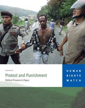 Protes dan Hukuman