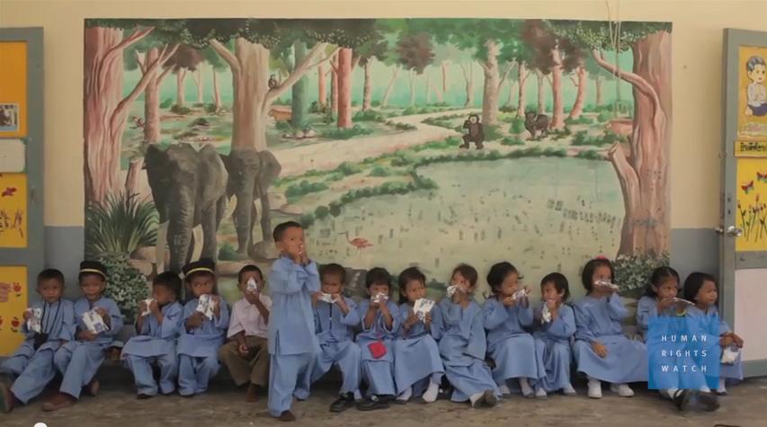 Schulen vor militärischer Nutzung schützen