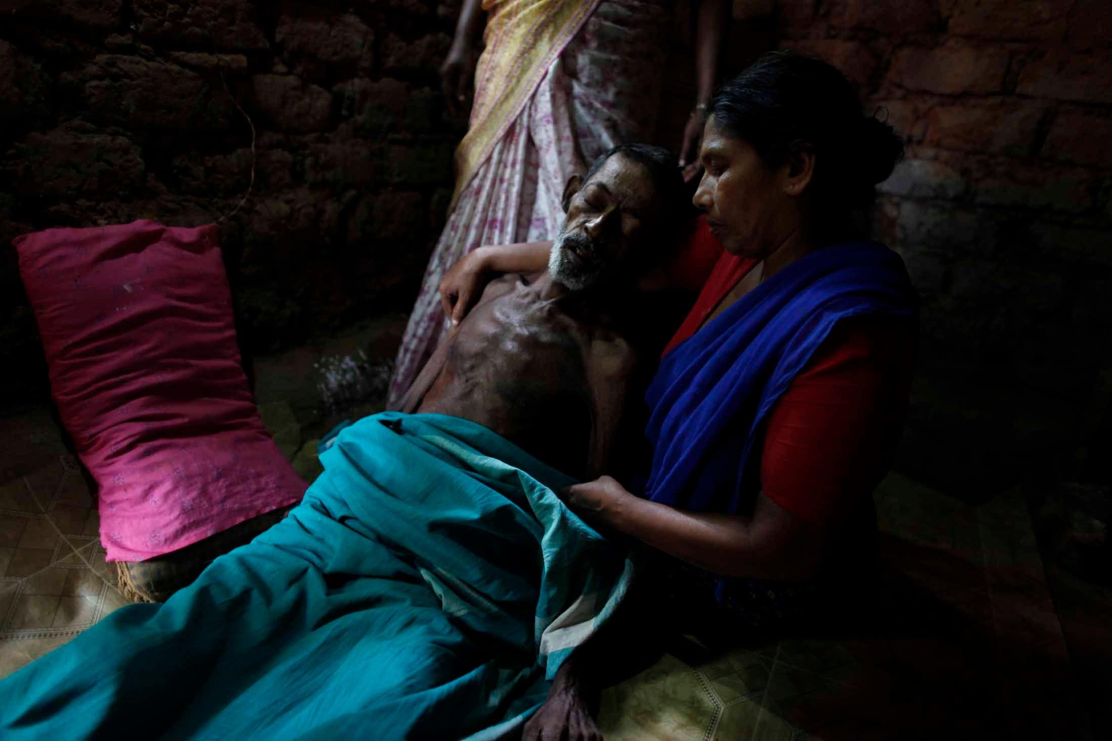 הזכות לסיוע: טיפול פליאטיבי בהודו