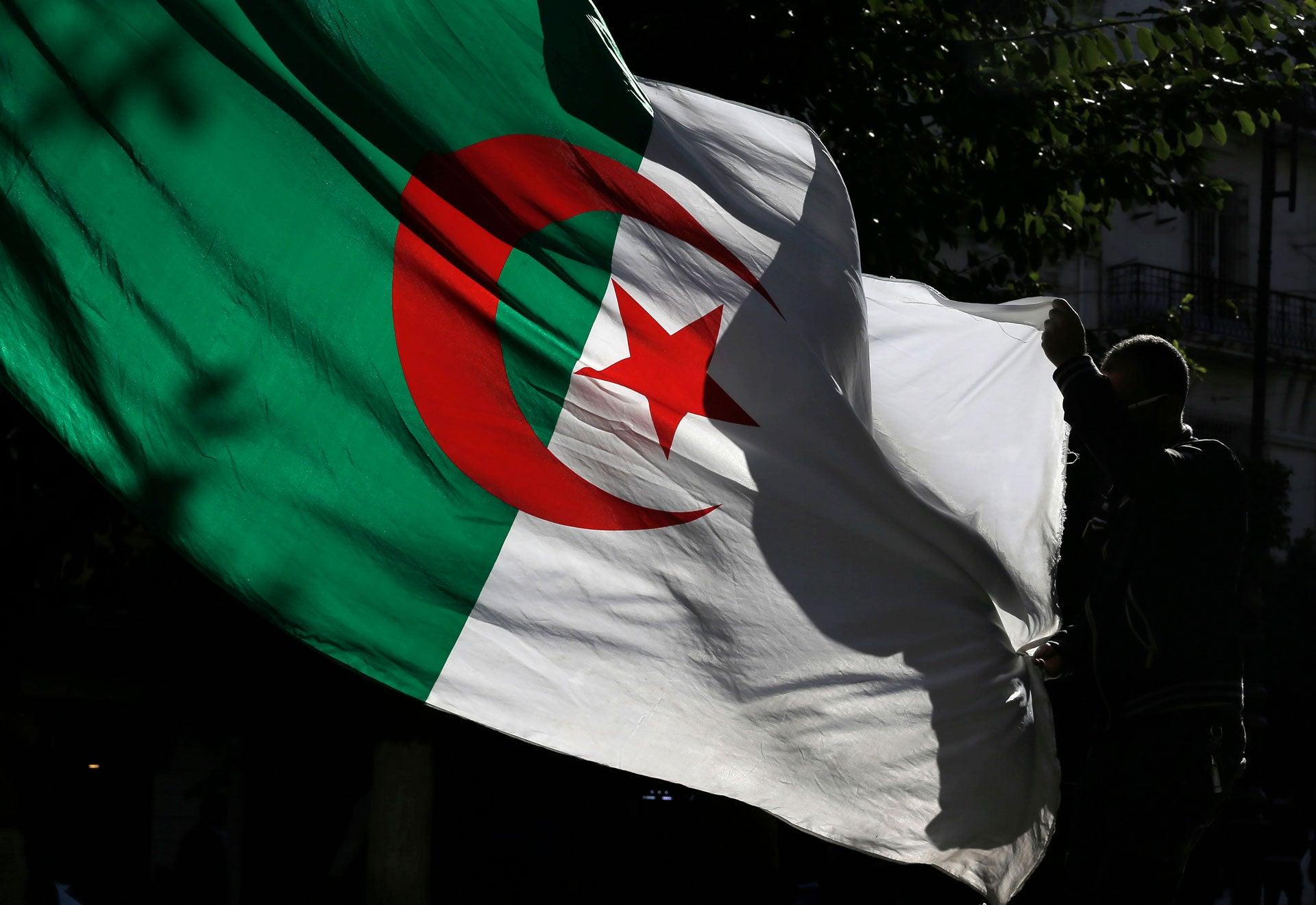 Gay algeria