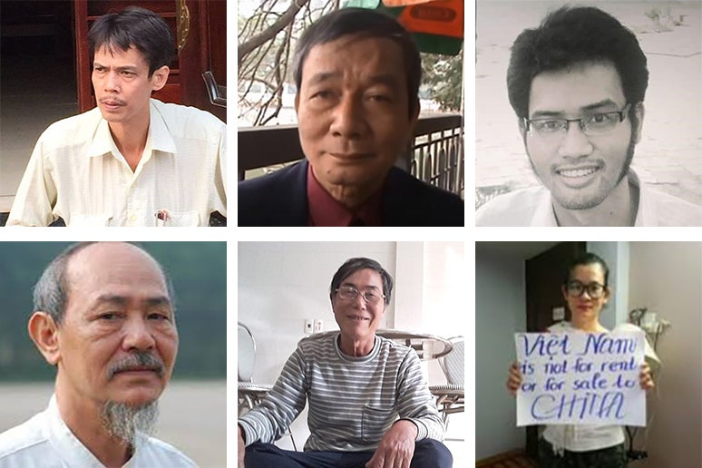 Phạm Chí Thành,Nguyễn Tường Thuy,Lê Hữu Minh Tuấn. Phạm Chí Dũng,Trần Đức Thạch,Đinh Thị Thu Thủy.