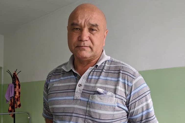 Kyrgyzstan: Rights Defender Under House Arrest | Human Rights Watch