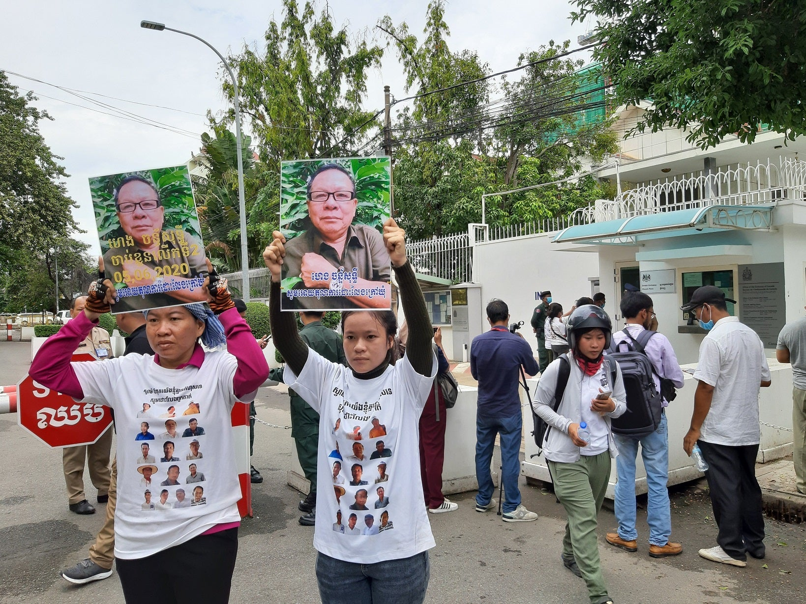Cambodia: End Violence Against Detainees' Families
