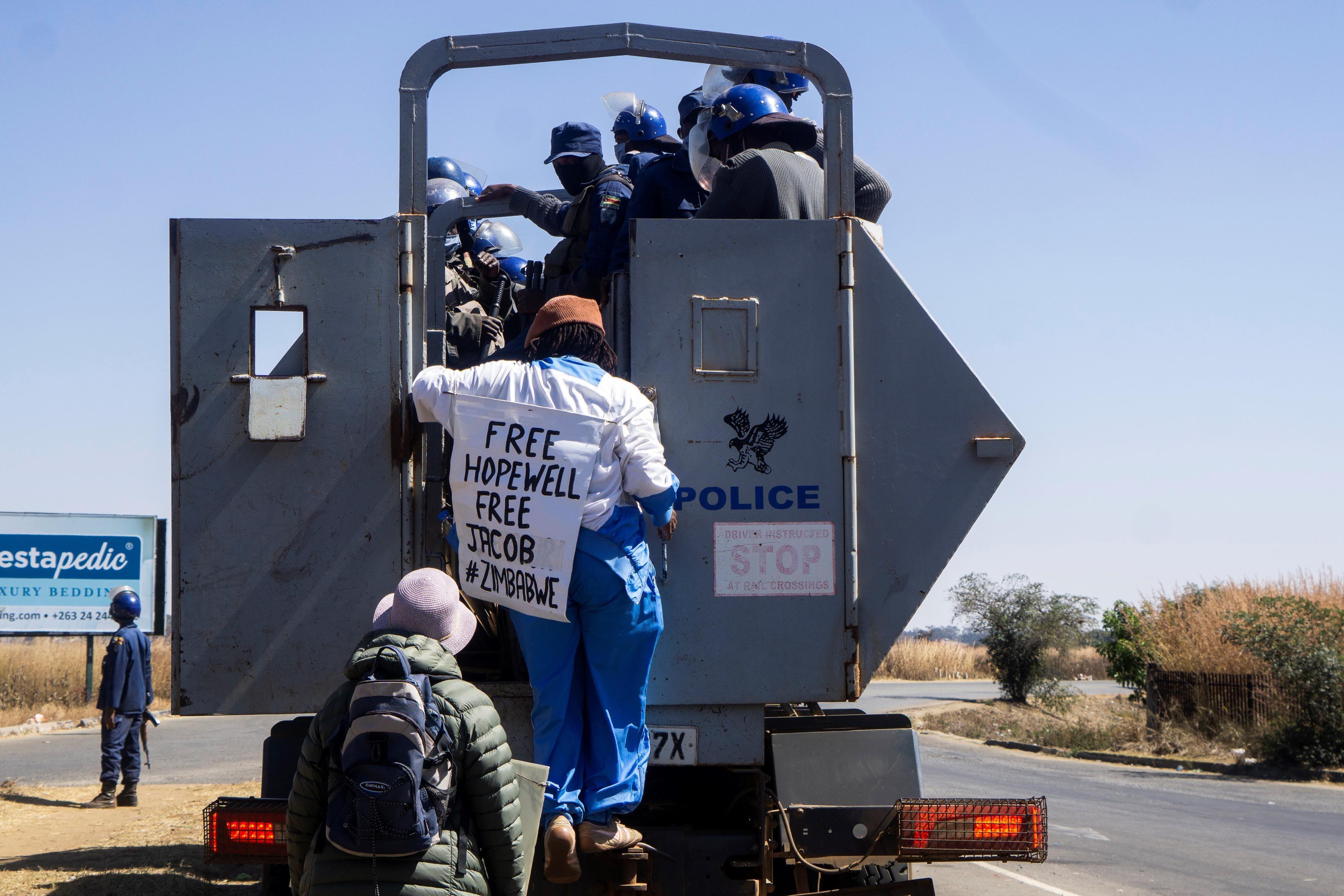 Zimbabwe: SADC, AU Should Denounce Crackdown
