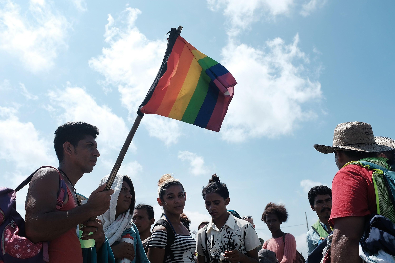 Violencia y discriminación contra las personas LGBT en El Salvador ...