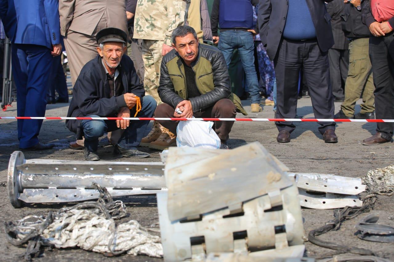 Armenia: Cluster Munitions Kill Civilians in Azerbaijan