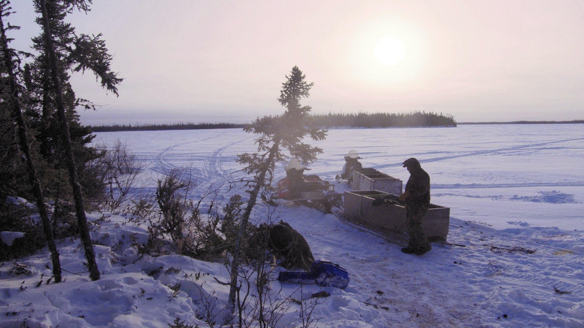Canada: Climate Crisis Toll on First Nations' Food Supply