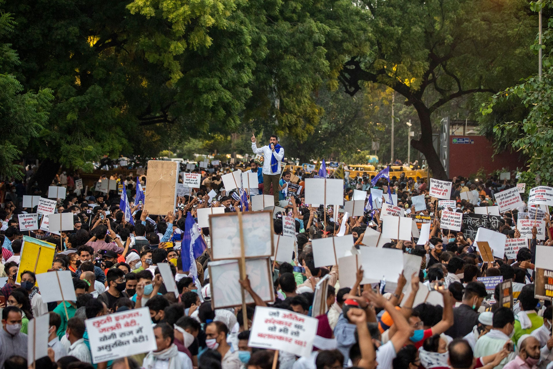 Protesting Sexual Assault in India Isn't a 'Conspiracy'