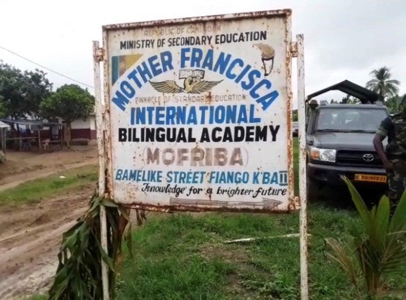 Cameroun: Simulacre de procès dans l'affaire du massacre de l'école de Kumba